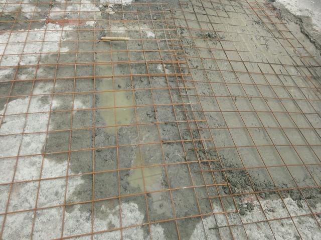 泥作工程 點焊鋼絲