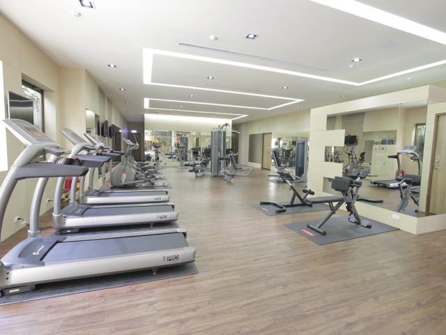 中華汽車睿華國際健身房